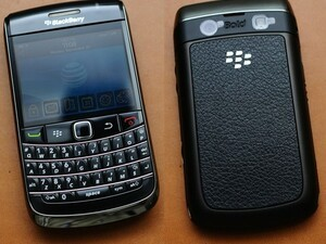 A Close Video Look At The BlackBerry Bold 9700