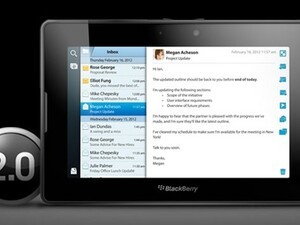 Press Release: BlackBerry PlayBook OS 2.0 Available Today