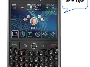 T-Mobile BlackBerry Curve 8900 Discontinued?