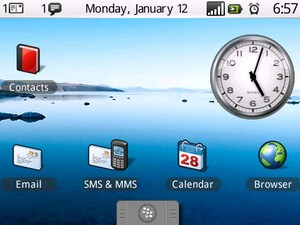 Introducing DroidBerry for the BlackBerry Bold