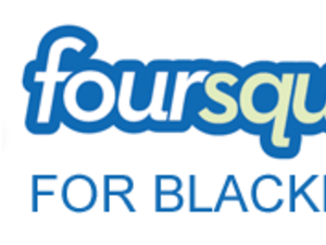 Foursquare for BlackBerry alpha updated to v1.9.89