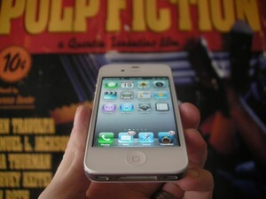 Looking at the competition: The iPhone 4S