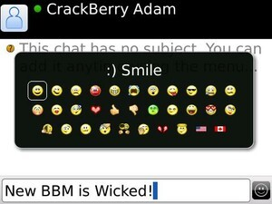 Leaked: New BlackBerry Messenger 5.0 for Most Devices!