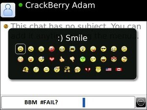 Why Do You Think BlackBerry Messenger Went Haywire?