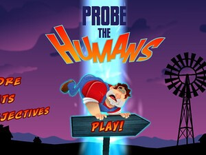 Probe the Humans by GameResort coming to the BlackBerry PlayBook