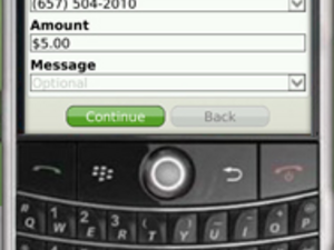 Mastercard releases MoneySend application for BlackBerry