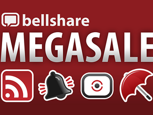 Bellshare hosting megasale on their most popular BlackBerry apps!