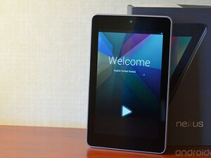 Google moving in on the 7-Inch tablet space with the Nexus 7