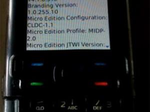 BlackBerry OS Running On A Nokia 5700?