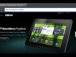 Check out this developer built web browser for the BlackBerry PlayBook!