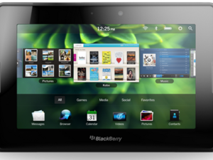 Teknision: The designers behind the BlackBerry PlayBook user experience