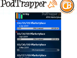 Podtrapper Podcast Manager Updated To v2.6.7
