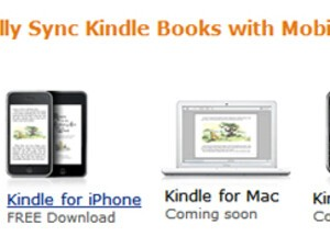 Kindle For BlackBerry Coming Soon