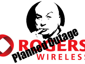 Rogers BlackBerry Planned Outage For January 17th