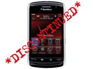 April Fools: BlackBerry Storm Officially Discontinued!!!
