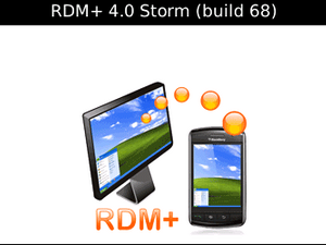 Review - RDM+ Brings Your PC To Your BlackBerry