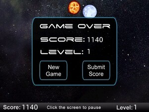 Awesome Space Travel Game For BlackBerry Storm!