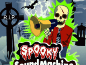 Spooky Sound Machine for BlackBerry