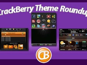 BlackBerry theme roundup for Sept. 20th 2010 - 50 copies of Koncept up for grabs!