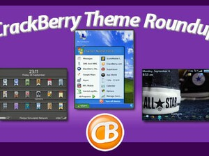 BlackBerry theme roundup for Sept. 27th 2010 - 50 copies of BANdroid up for grabs!