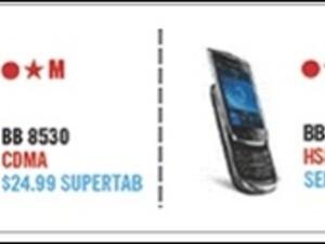 BlackBerry Bold 9780 set to arrive on Virgin Mobile October 21st?