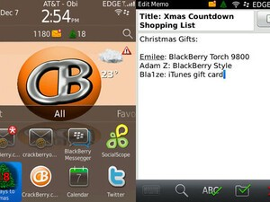 Christmas Countdown Homescreen Ornament - 100 copies to be won!