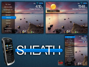 Sheath theme from Pootermobile - 50 copies to be won!