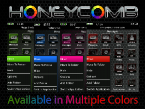 HoneyComb Theme by JMal and AHaz Designs - 50 Copies to be Won!