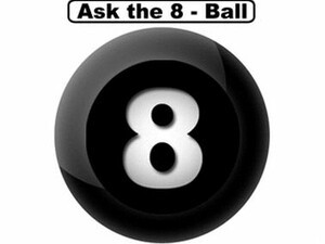 Magic 8 Ball for BlackBerry answers all those tough questions - 50 copies to be won!