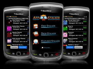 Bring paid apps to your BlackBerry for free with App Stalker