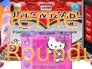 BlackBerry Theme Roundup for February 1st  2010