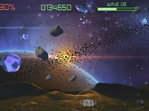 AlphaWave by Hardline Studios - An HD arcade shooter for the BlackBerry PlayBook