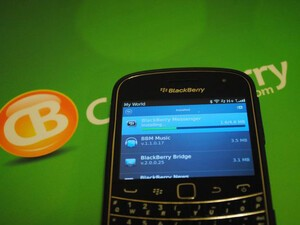 BlackBerry Messenger v6.1.0.71 now available for download from BlackBerry App World