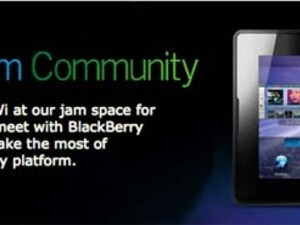 Pitch your app at the BlackBerry Jam Session at SXSWi this weekend and get a free BlackBerry PlayBook!