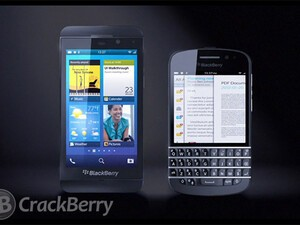 Leaked internal marketing video containing BlackBerry 10 L & N series phones appears online... first look at BB10 w/ keyboard!