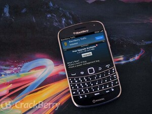 BlackBerry Traffic updated to v3.0.2.18 bringing multiple bug fixes