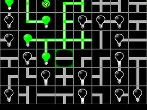 Light Bulbs by Ajani InfoTech - Enter to win 1 of 50 free copies of this fun puzzle game for BlackBerry!