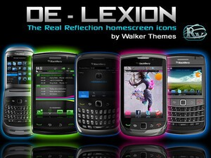 Win a free copy of DE-LEXION by Walker Themes - 30 copies up for grabs!