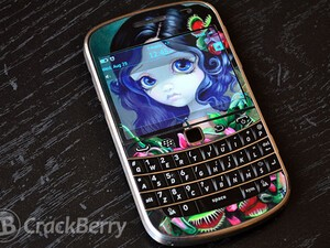 DecalGirl skins - Stylish protection for your BlackBerry and more!