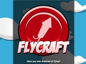 Check out FlyCraft  - built exclusively for the BlackBerry PlayBook and slated for November 1st release