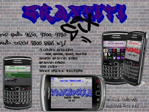 Contest: Win 1 of 25 free copies of Graffiti Six by 9of13 Theme Assimilations!