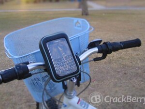 Review: Arkon Handlebar Mount with Water Resistant Holder - Enter to win!