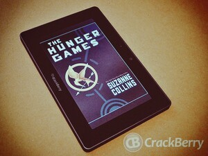 Read The Hunger Games on your BlackBerry or BlackBerry PlayBook