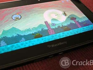 King Oddball is a strange bit of fun for your BlackBerry PlayBook