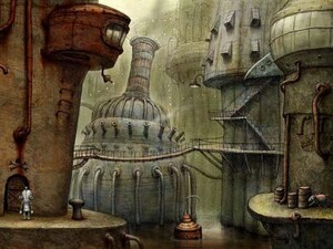 Machinarium by Amanita Design finally comes to the BlackBerry PlayBook