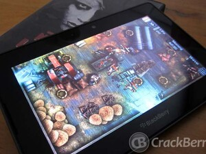 Night of the Living Dead Defense now available for the BlackBerry PlayBook