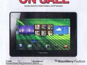 Office Depot joins the list of retailers discounting the BlackBerry PlayBook