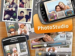 Photo Studio for BlackBerry updated to v.0.9.8.25 - includes Valentine's Day frames and more!