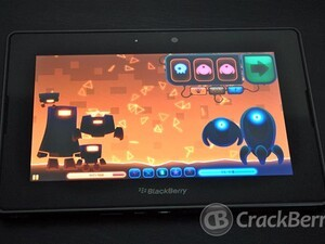 Robotek and EVAC by Hexage now available for the BlackBerry PlayBook