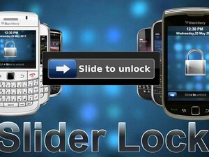 Slider Lock by Ajani InfoTech - Prevent unwanted key press activity automatically
